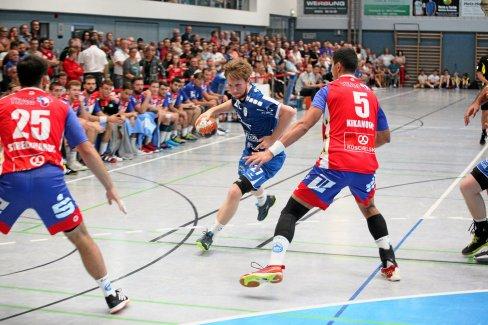 VfB-Training für Anhänger