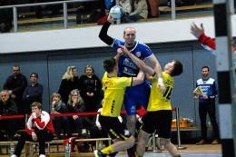 Mühlhäuser Handballer machen Heimspielsieg-Hattrick perfekt