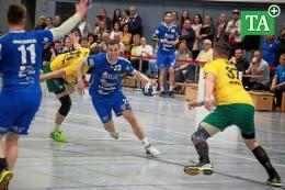 """VfB-Handballer Strache: """"Da haben wir geilen Handball gespielt"""""""
